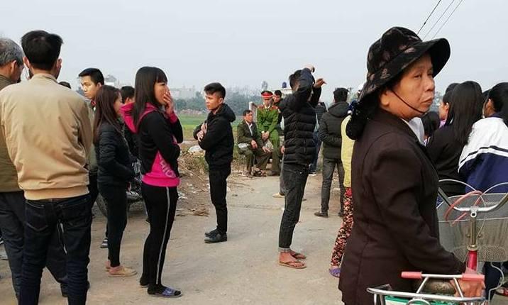 Hà Nội: Mâu thuẫn khi mổ lợn cuối năm, 1 người bị đâm tử vong - Ảnh 1