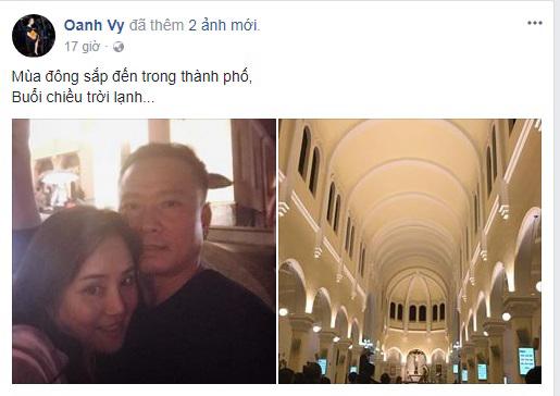 Vy Oanh hé lộ cuộc sống hôn nhân hiện tại sau ồn ào bị tố là người thứ 3 - Ảnh 1