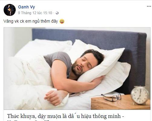 Vy Oanh hé lộ cuộc sống hôn nhân hiện tại sau ồn ào bị tố là người thứ 3 - Ảnh 3