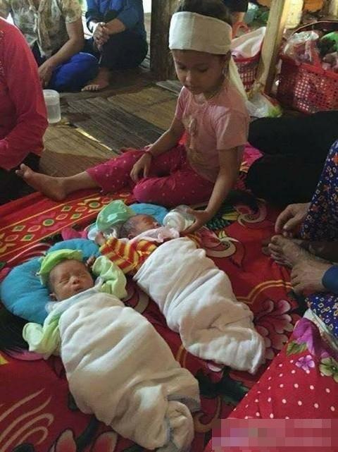 Nỗi đau của người cha 29 tuổi một nách ba con học cách chăm hai con sinh đôi mồ côi mẹ khi mới 8 ngày tuổi - Ảnh 1