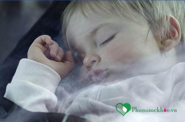Cảnh báo: 5 mùi hương quen thuộc nhưng cực kỳ nguy hại cho trẻ nhỏ - Ảnh 1