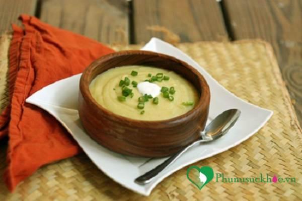 Trẻ gầy đến mấy cũng tăng cân đều đều nhờ món súp khoai tây chế biến theo cách này - Ảnh 5