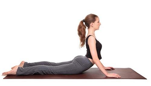 Động tác 7 - yoga giảm cân nhanh nhất