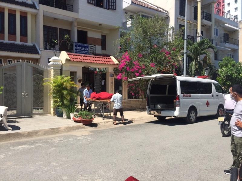 Người đàn ông nước ngoài chết trong căn nhà cho thuê ở Sài Gòn - Ảnh 1